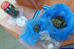 Narkotyki w Rynie. Dwaj mężczyźni zatrzymani
