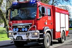 Strażacy apelują o bezpieczeństwo w trakcie żniw