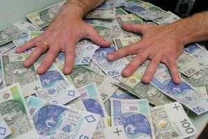 Ze swoim dochodem jesteśmy albo w środku, albo na końcu