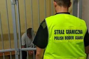 Poszukiwany przez Interpol zatrzymany w Szczytnie przez Straż Graniczną