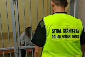 Poszukiwany przez Interpol zatrzymany przez Straż Graniczną