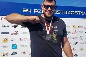 Polacy z dwoma medalami w pchnięciu kulą. Konrad Bukowiecki wicemistrzem Europy!