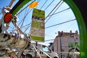 Ada Gada: Jak jeździ się rowerem miejskim w Olsztynie?
