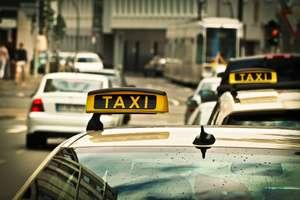Z życia olsztyńskiego taksówkarza