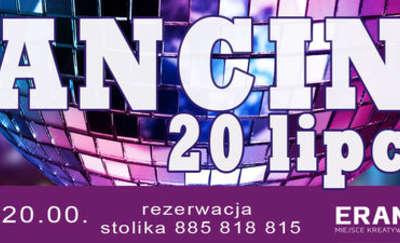 Najlepsza zabawa taneczna w Olsztynie !!! 20 lipca 2018r. godzina 20.00-2.00