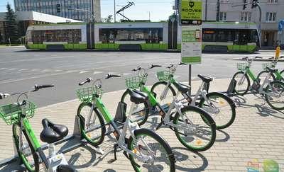 Olsztyński rower ruszył w miasto!