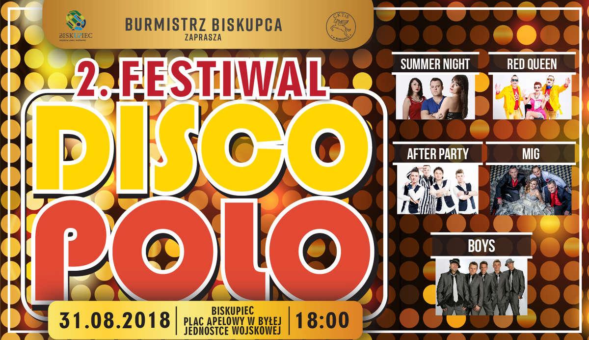 Festiwal Disco Polo w Biskupcu - full image