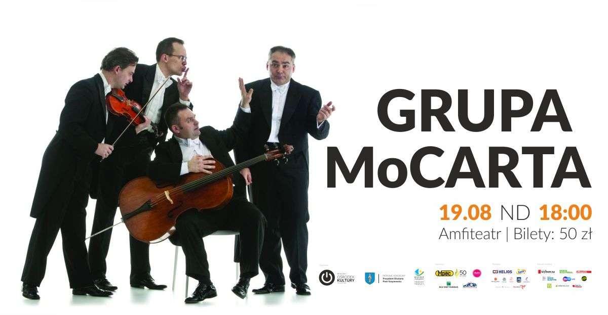 Grupa Mocarta - Dzieła wybrane z dwudziestu lat - full image
