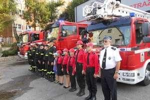 Braniewscy strażacy pamiętali o powstańcach