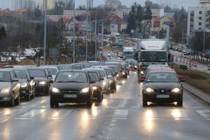 Mamy więcej aut niż Niemcy, Anglicy czy Hiszpanie