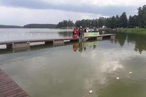 Znamy wstępne wyniki sekcji zwłok 16-latka, który utonął w jeziorze Orzysz