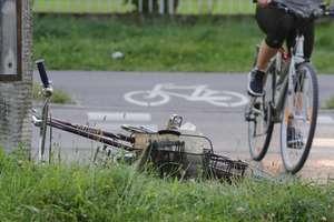 """Potrącenie rowerzysty. Policja: """"kierowca opla nie udzielił pierwszeństwa"""""""
