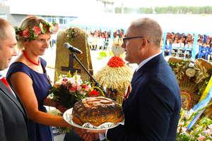 Kilka tysięcy gości przybyło do Nielbarka, by świętować dożynki gminy Kurzętnik