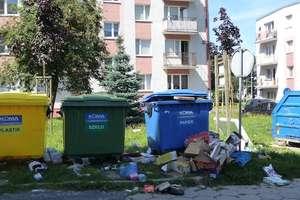 INTERWENCJA: Czytelniczka z ul. Westerplatte w Iławie pisze w sprawie śmieci. Koma odpowiada