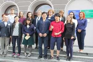 Uczelnia wyszkoli kursantów i po polsku, i po japońsku