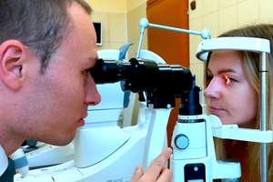 Nowy sprzęt okulistyczny i USG. Przychodnia w Kurzętniku się rozwija