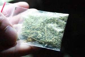 Znaleźli narkotyki u kierowcy i pasażera