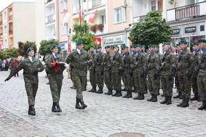 Uroczyste obchody 100. rocznicy odzyskania przez Polskę niepodległości w Lidzbarku Warmińskim