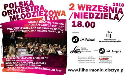 W Filharmonii wystąpi Polska Orkiestra Młodzieżowa LYO