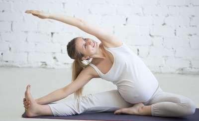Trening w ciąży? Oczywiście!
