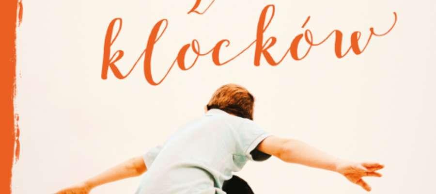 """Okładka książki """"Chłopiec z klocków"""", autor Keith Stuart"""