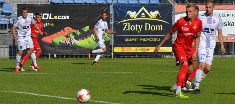 W pierwszej rundzie sezonu 2018/2019 Sokół zagra dziewięć meczów ligowych u siebie