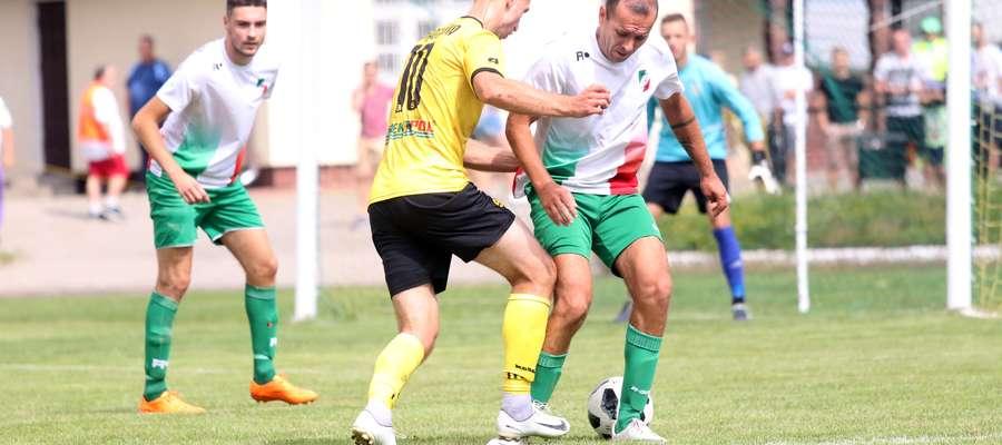 Mrągowo i Korsze mają za sobą wiele pięknych bitew w IV lidze