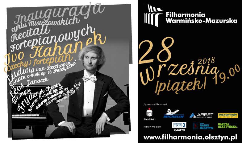 Mistrzowskie Recitale Fortepianowe w 73. Sezonie artystycznym Filharmonii - full image