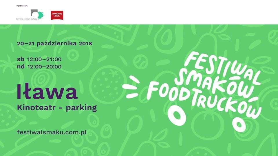 Po raz pierwszy Festiwal Smaków Food Trucków w Iławie! - full image