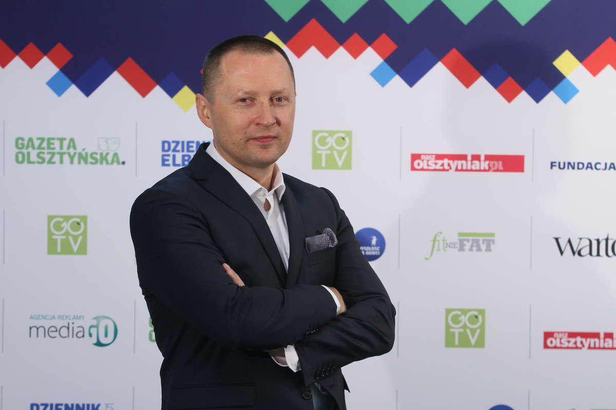 Jarosław Tokarczyk - prezes grupy WM