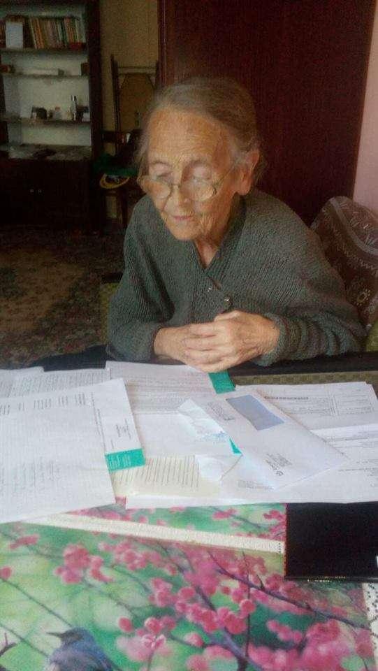 Maria Skut: — Jestem starszą osobą i nie rozumiem tych urzędowych pism!