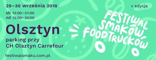 Pyszny wrześniowy weekend z Festiwalem Smaków Food Trucków! - full image