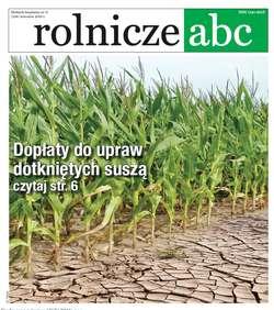 Rolnicze ABC - wrzesień