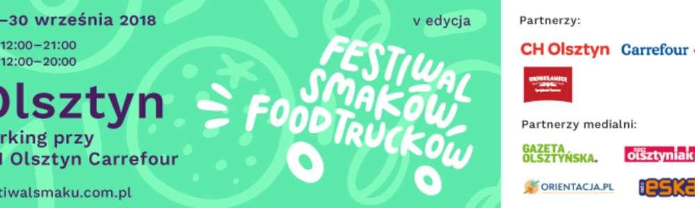 Pyszny wrześniowy weekend z Festiwalem Smaków Food Trucków!