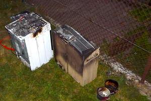 Sami opanowali pożar