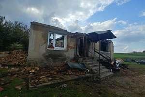 W pożarze stracili cały dorobek życia. Teraz potrzebują pomocy