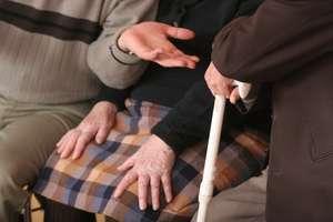 Prezentacja kombinezonu geriatrycznego