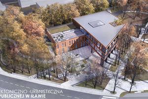 Centrum Nowe Horyzonty w miejscu Domu Weterana. Czy doczekamy się tej inwestycji? [WIZUALIZACJA, PLANY]