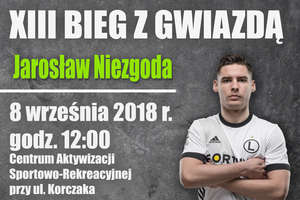 Bieg z Gwiazdą: francuskiego obrońcę zastąpi polski napastnik