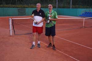 Turniej tenisa w Lidzbarku Warm. z udziałem bartoszyckich zawodników. Jeden zagrał w finale