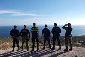 Funkcjonariusze z Warmii i Mazur na misji w Grecji