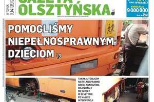 Teraz niepełnosprawne dzieci jeżdżą do szkoły sprawnym autobusem