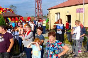 Rodzinne pożegnanie lata w Małych Bałówkach
