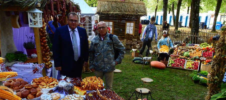 W tym roku na Litwę pojechali Krzysztof Widźgowski, zastępca burmistrza miasta oraz Andrzej Nadolski, radny Rady Miejskiej