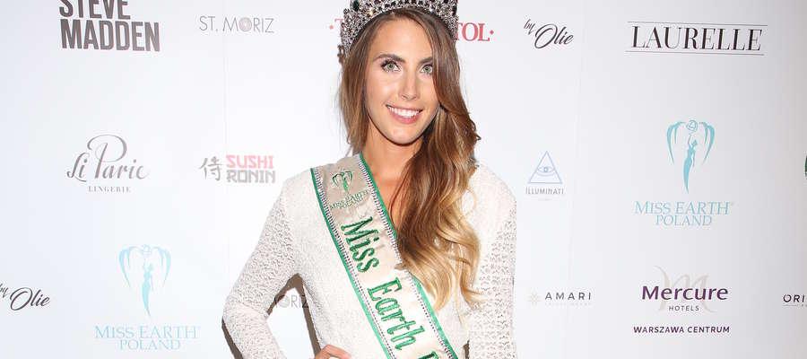 Ola Grysz została Miss Earth Poland 2018