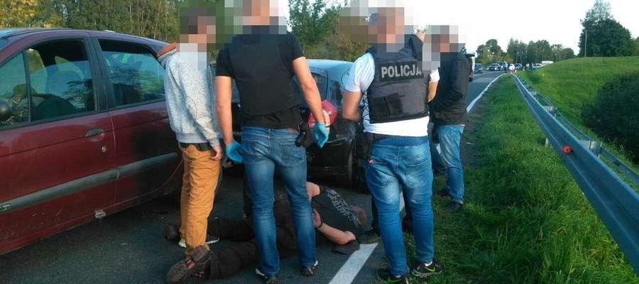 Cezary F. został zatrzymany dzień po zabójstwie na trasie Mrągowo-Mikołajki