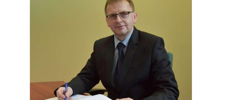 dr Marcin Kazimierczuk, wicedyrektor olsztyńskiego oddziału Agencji Restrukturyzacji i Modernizacji Rolnictwa