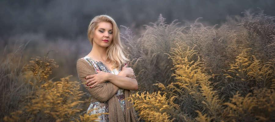 Agnieszka Symołon przyznaje, że czuje się spełniona.