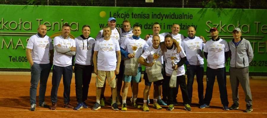 Po kilku miesiącach rywalizacji zakończyły się rozgrywki Letniej Ligi Tenisa