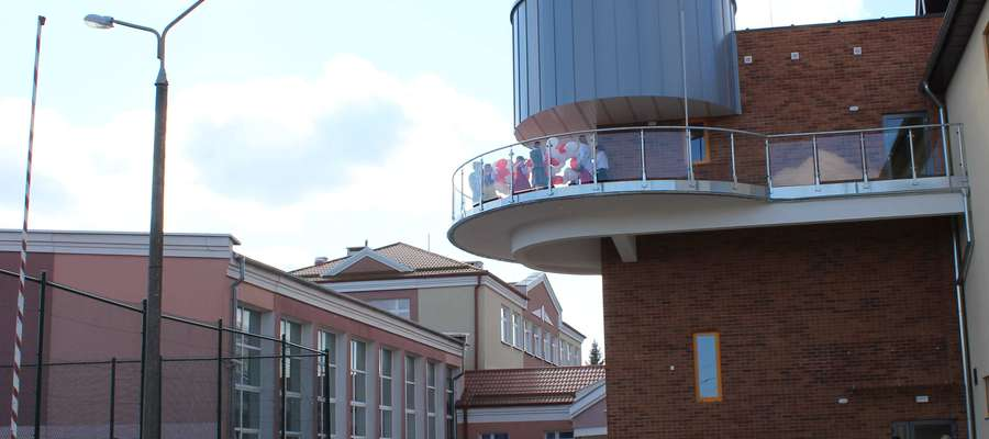 Szkoła w Dywitach ma obserwatorium